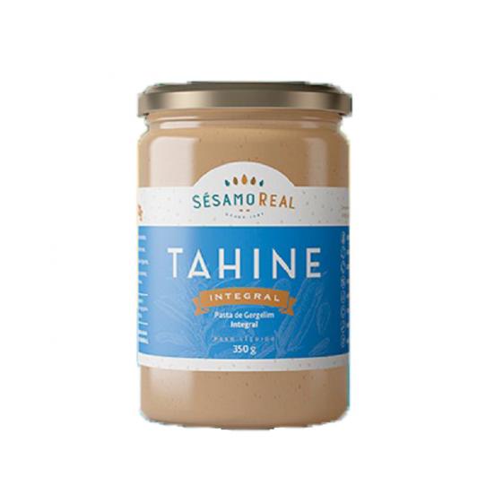 Tahine Integral 350g Sésamo Real