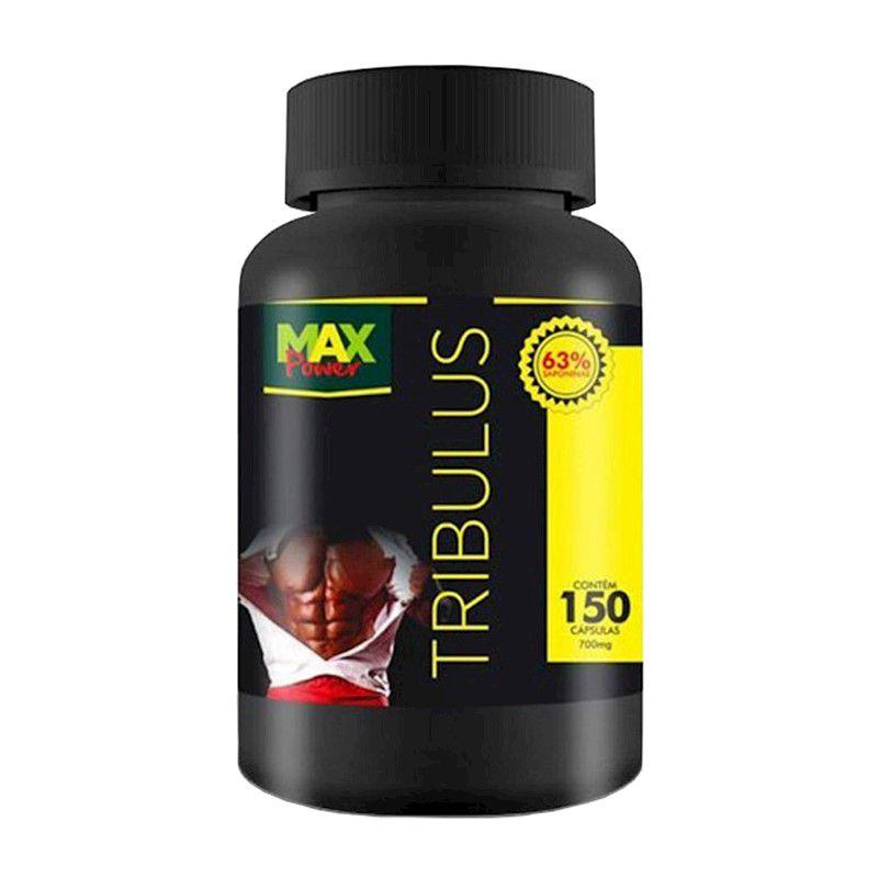 Tribulus Terrestri 150 Caps 63% Saponinas