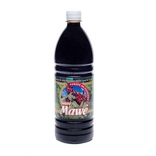 Xarope de Guarana Mawe 500ml