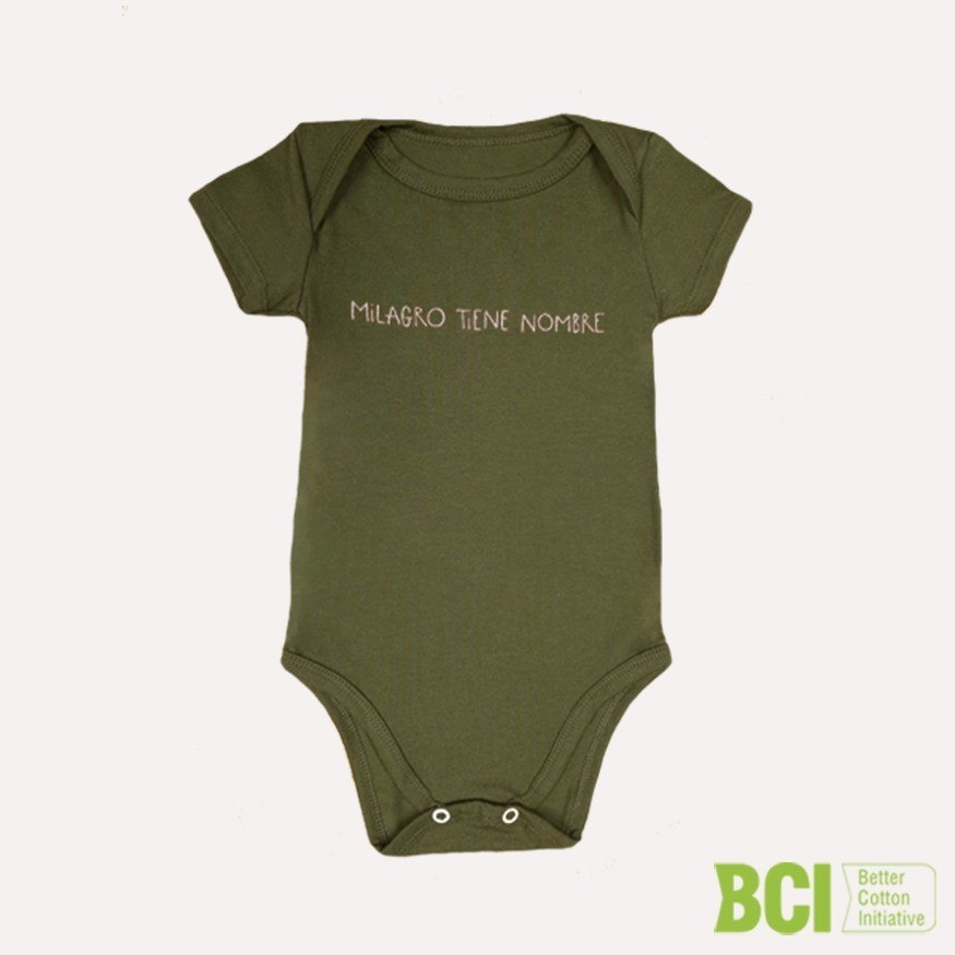 Body Curto Verde Milagro