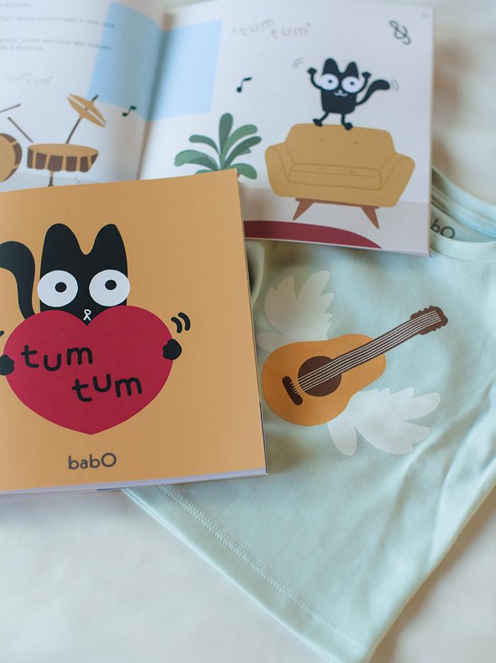 Livro Tum Tum