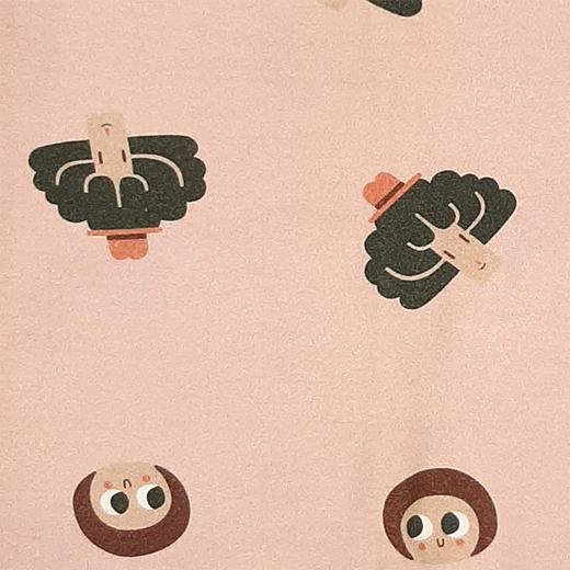 Macaco Zíper Luna E Carvalho