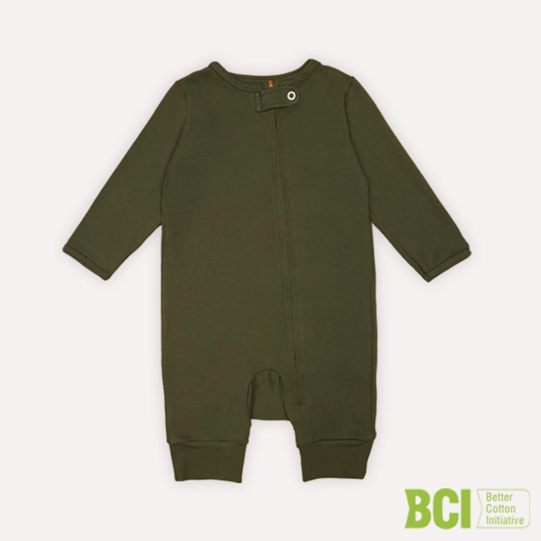 Macaco Zíper Verde