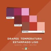 Drapes de Temperatura Lisos