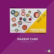 Makeup Card Primavera Verdadeira