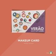 Makeup Card Verão Suave