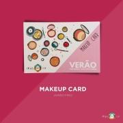 Makeup Card Verão Verdadeiro
