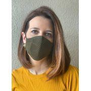Máscara - Verde Militar