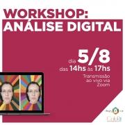 Workshop - AO VIVO - Análise Digital - 5 de Agosto