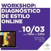 Workshop - AO VIVO - Diagnóstico de Estilo Online
