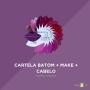 Cartela Batom + Make + Cabelo - Inverno Escuro