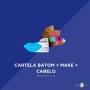 Cartela Batom + Make + Cabelo - Primavera Viva