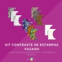 Kit Cartazes Vazados Completo