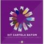 Kit Cartela Batom + Make + Cabelo