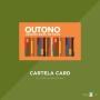 Kit Cartela Card Sazonal