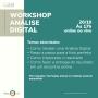Workshop - AO VIVO - Análise Digital - 20 de outubro