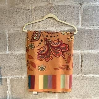 Color Scarf - Outono Verdadeiro Floral