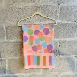 Color Scarf - Primavera Clara Poá