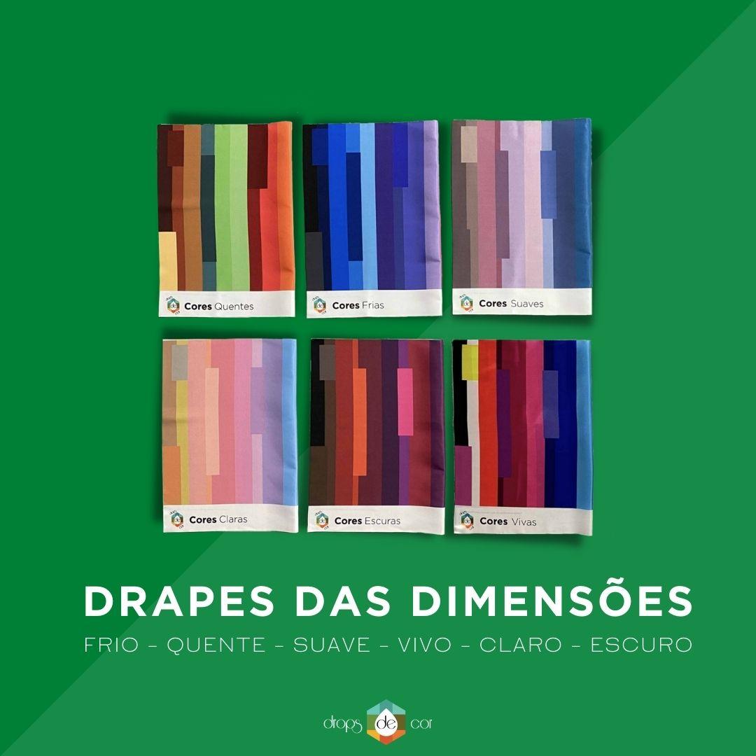 Drapes das Dimensões