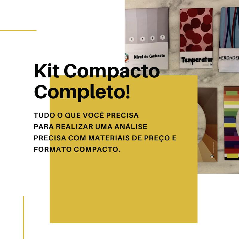 Kit Compacto Completo