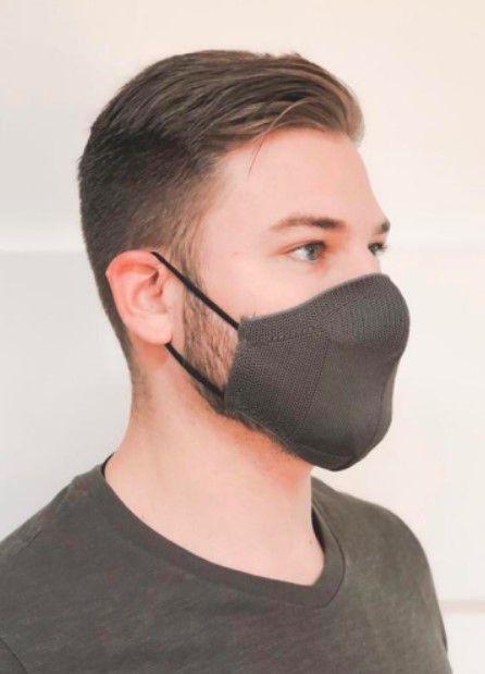 Máscara - Marinho
