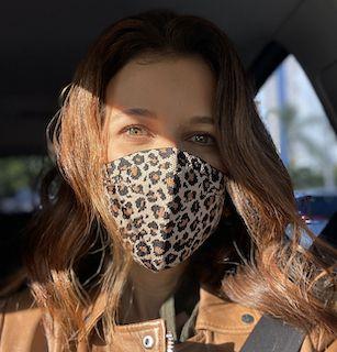 Máscara - Onça