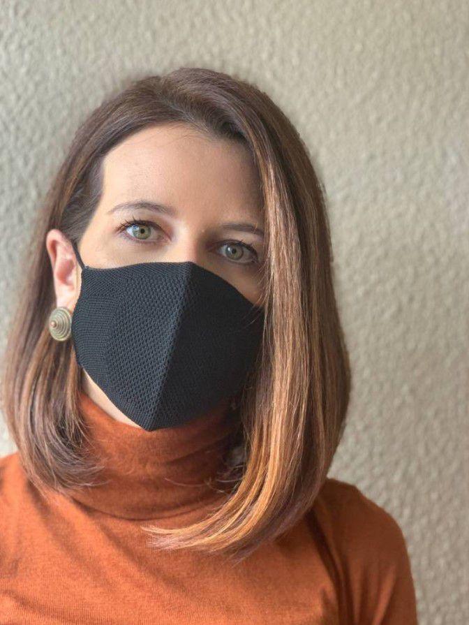 Máscara - Preta
