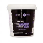 Ganache Amêndoa Cream 1kg