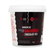 Ganache Amendoim + Cacau 1kg