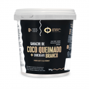 Ganache de Coco Queimado Cream 1kg