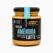 Pasta de Amêndoa Latte 210g