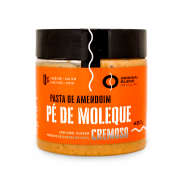 Pasta de Amendoim Pé de Moleque Cremoso 450g