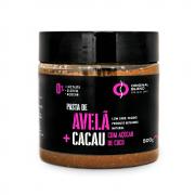 Pasta de Avelã + Cacau com Açucar de Coco 500g