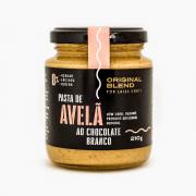 Pasta de Avelã + Chocolate Branco