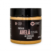 Pasta de Avelã + Chocolate Branco 500g