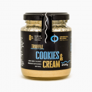 Truffle Cookies & Cream 200g