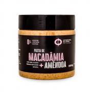 Pasta de Macadâmia + Amêndoas 500g