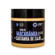 Pasta de Macadâmia com Castanha de Caju 500g