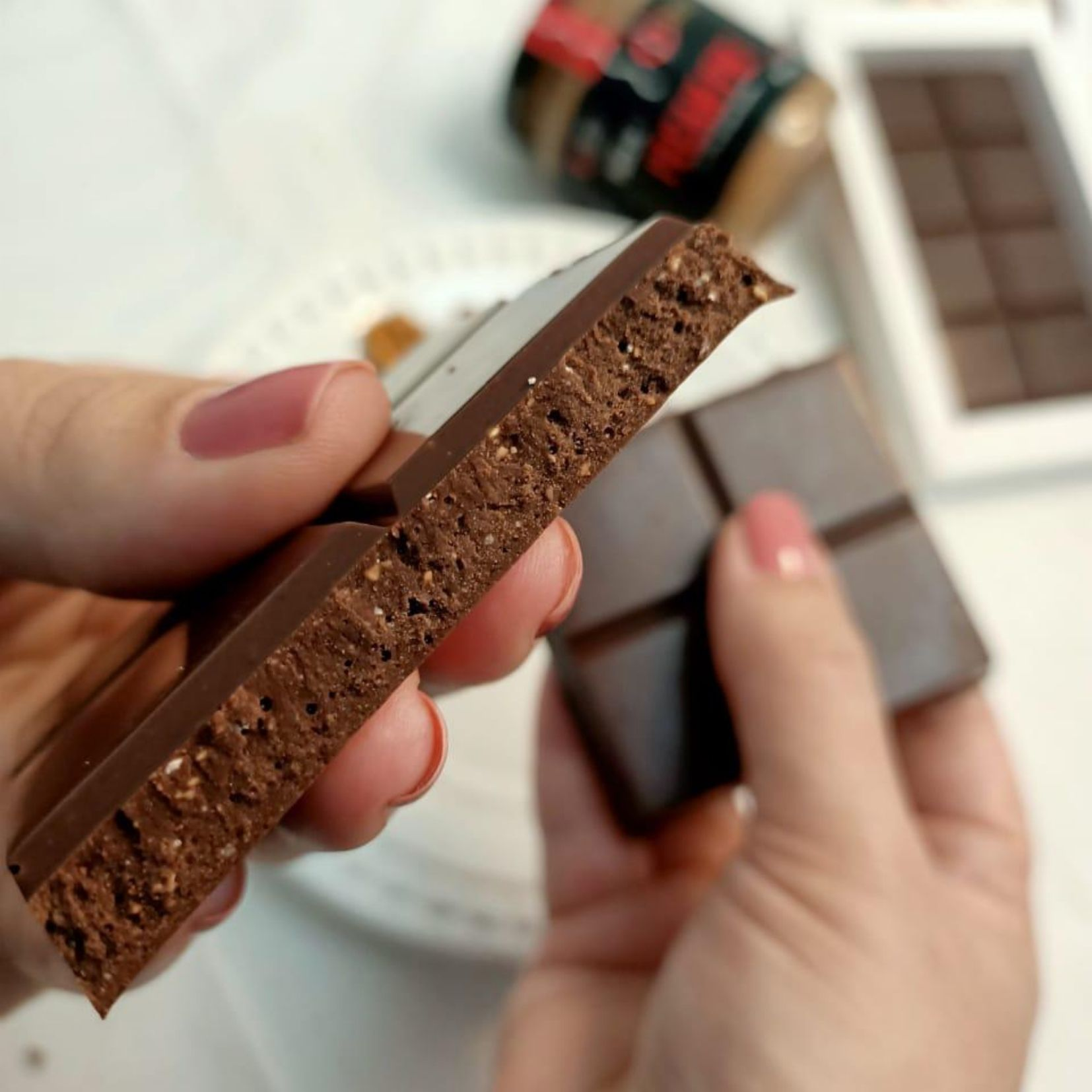 Barra Fudge Pecan Pie - Cocoa Arte