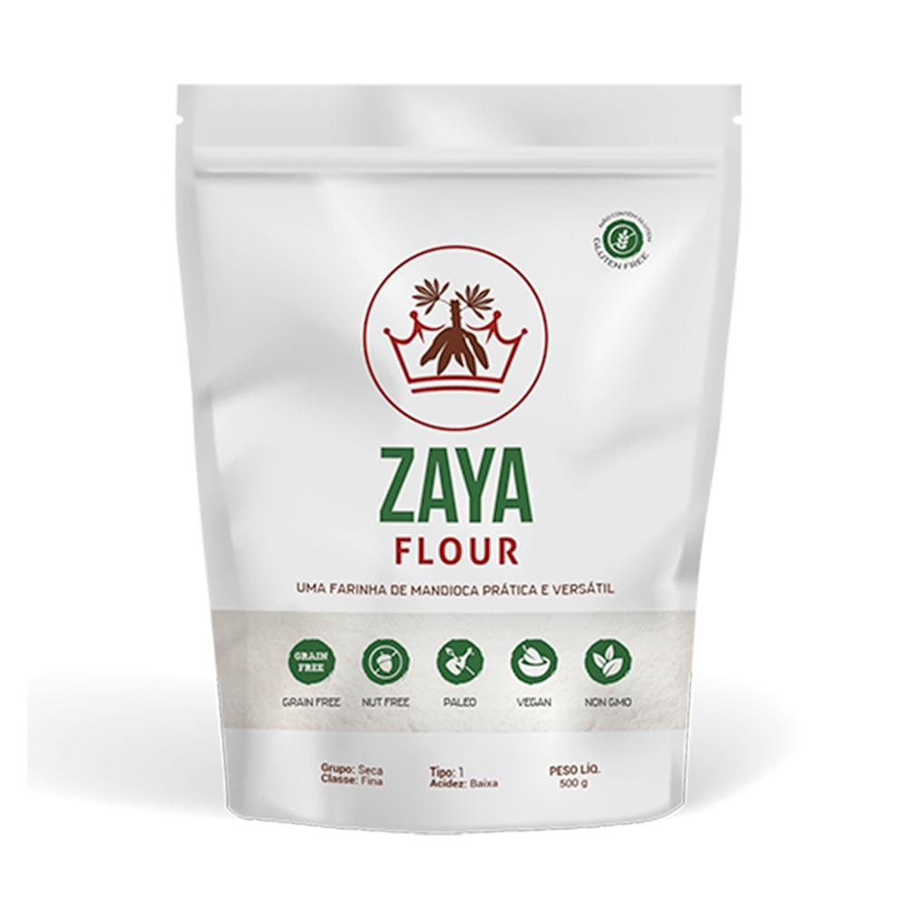Farinha de Mandioca Zaya
