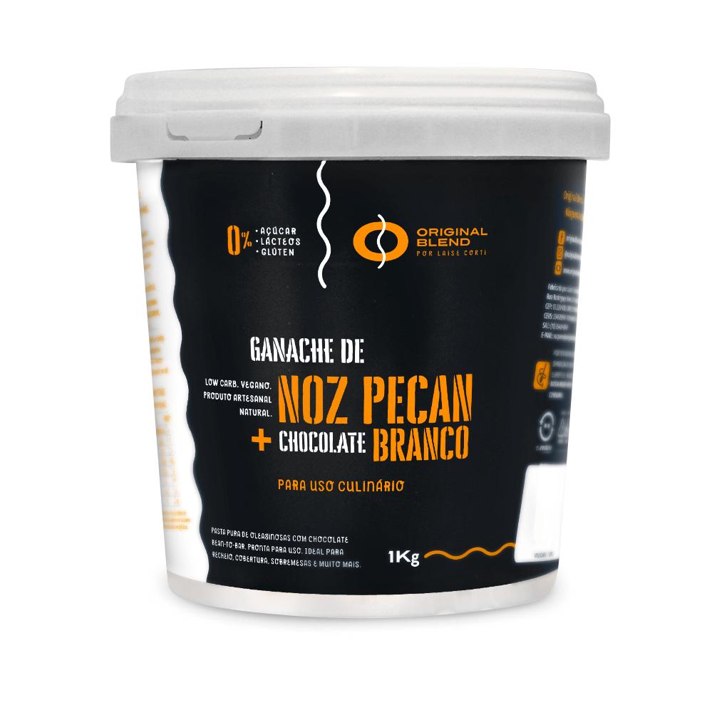 Ganache Noz Pecan Cream 1kg