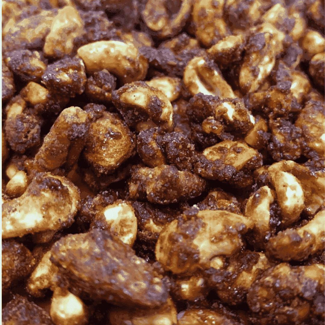 Mix Nuts Glaceado Premium