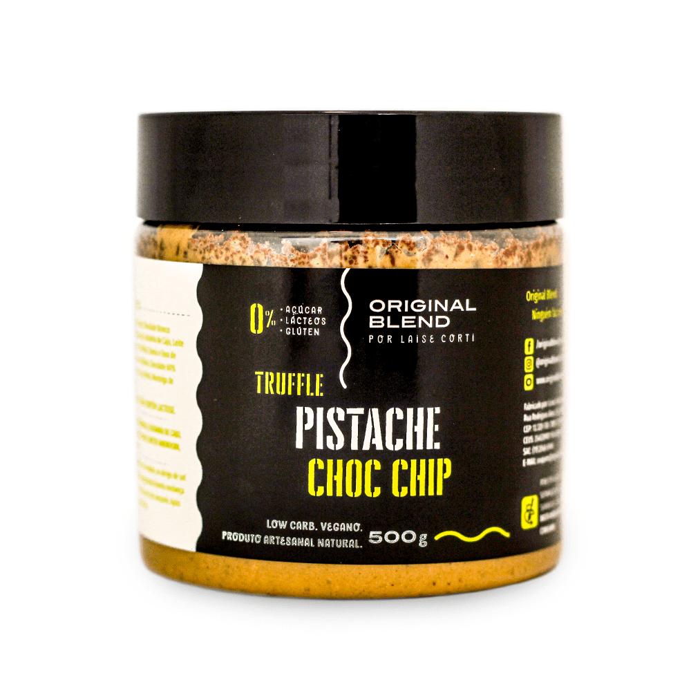 Truffle Pistache ChocChip 500g