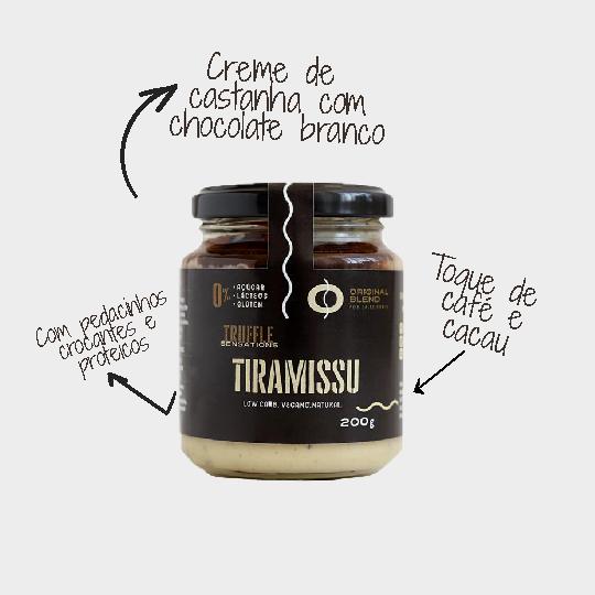Truffle Tiramissu