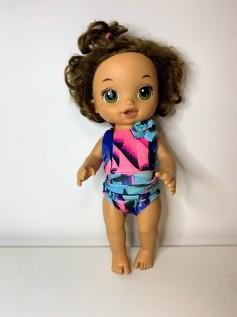 Biquini para Baby Alive (0002)