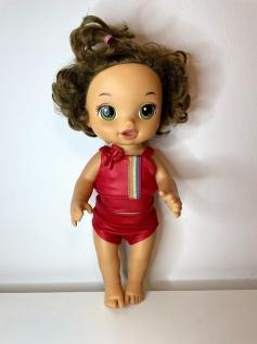 Biquini para Baby Alive (0014)