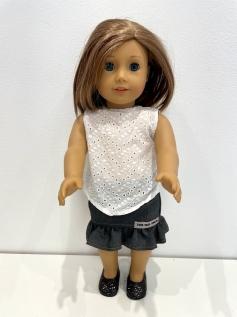 Blusa para American Girl ou Our Generation 0015