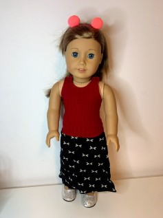 Blusa para American Girl ou Our Generation (0082)