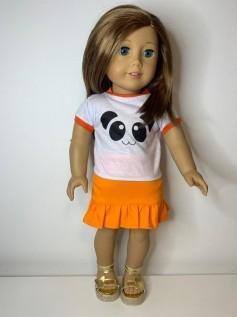 Blusa para American Girl ou Our Generation (0216)