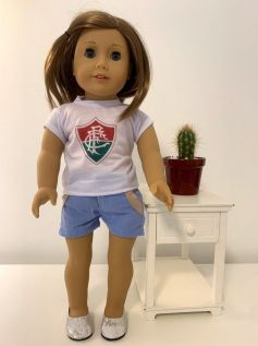 Blusa para American Girl ou Our Generation (0015)